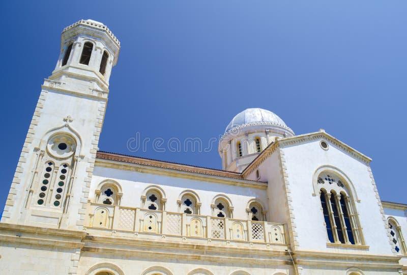 Cathédrale orthodoxe d'Ayia Napa Limassol Chypre photographie stock libre de droits