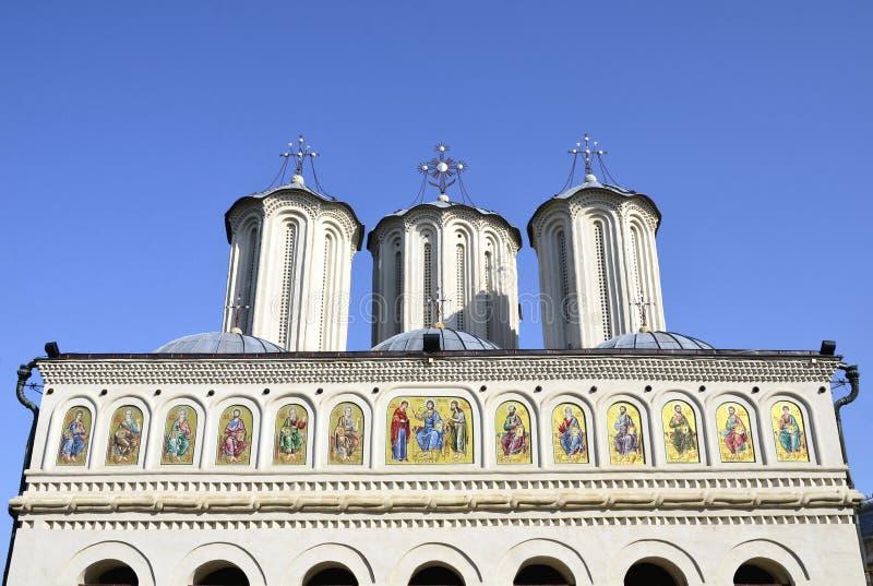 Cathédrale patriarcale roumaine photos stock