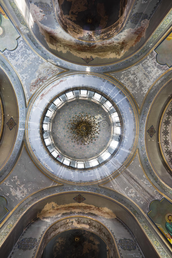 Cathédrale sainte de Sophia image stock