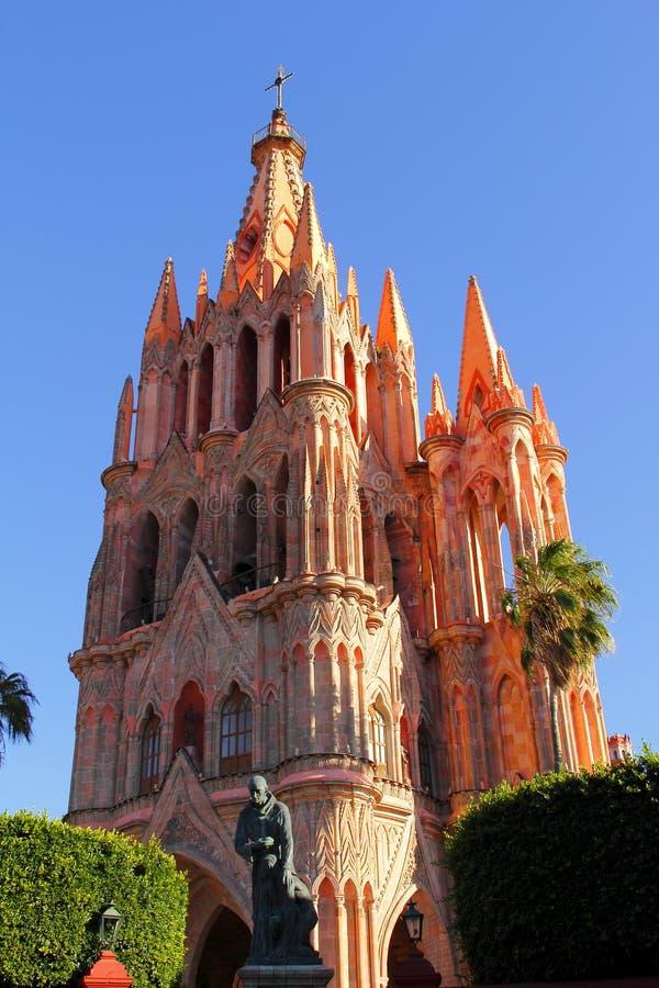 Cathédrale V de San Miguel photographie stock libre de droits