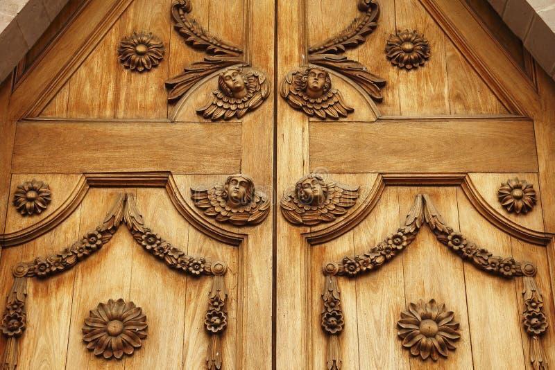 Cathédrale VI de Queretaro photographie stock