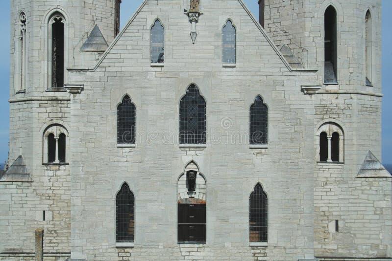 cathédrale visby photo libre de droits