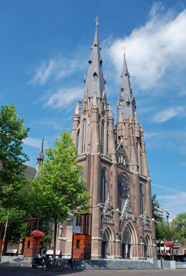 Catharina katolicki Kościół, Eindhoven obraz royalty free