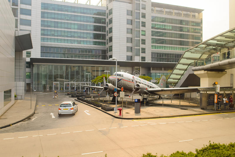 Cathay city editorial stock photo image of airways prop 58825498 - Cathay pacific head office ...