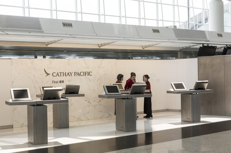 Cathay pacific first class check in counters editorial image image of design pacific 103934185 - Cathay pacific head office ...