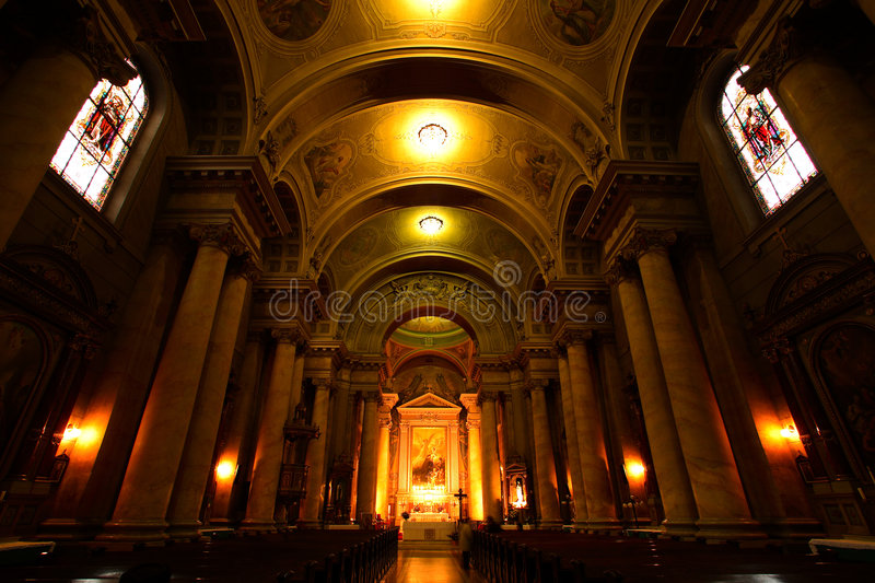 Cathedral royalty free stock photography