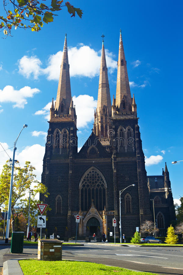 Download Cathedral editorial image. Image of church, tall, city - 26923010