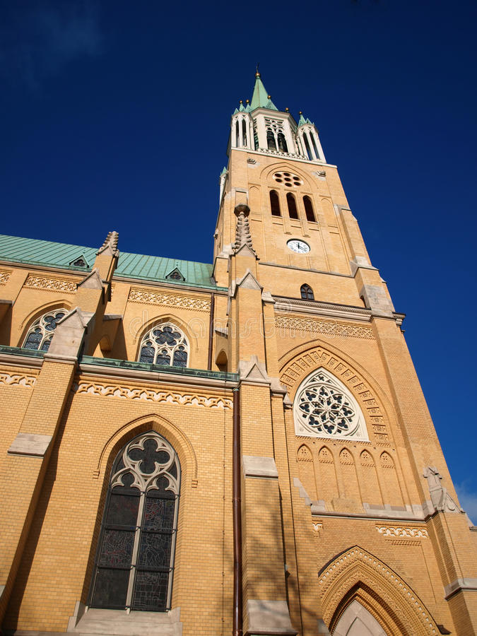 Cathedral 4 royalty free stock images