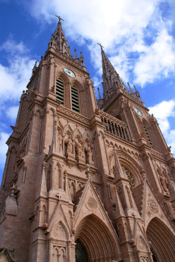 Cathedral stock photography