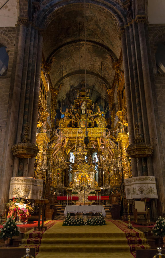 Download Cathedral Altar stock photo. Image of unesco, catholicism - 37058672