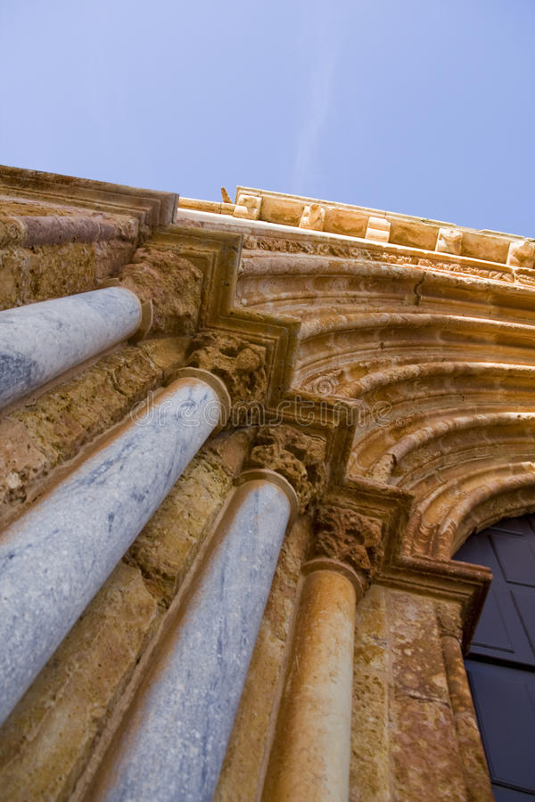 Download Cathedral Arch Stock Photography - Image: 12274272