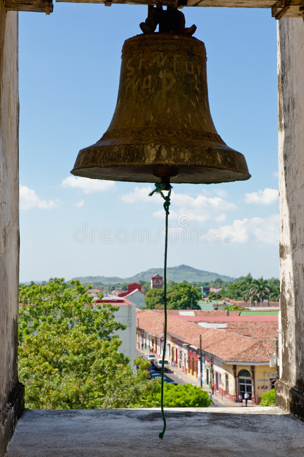 Cathedral Bell stock photos