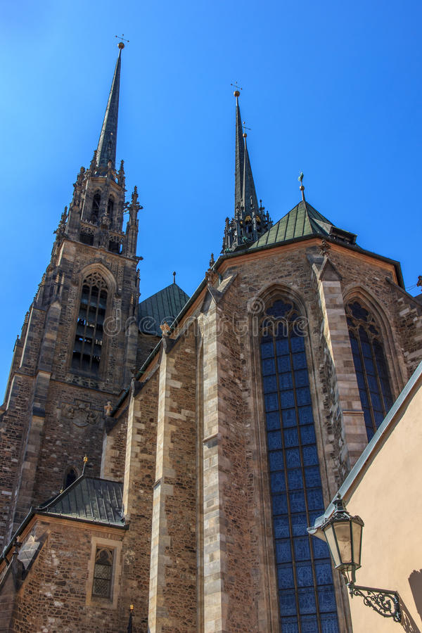 Download Cathedral In Brno Royalty Free Stock Photography - Image: 26412327