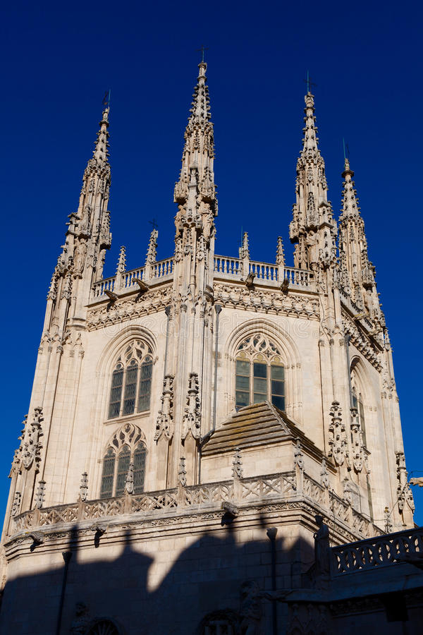 Download Cathedral Of Burgos Stock Photos - Image: 25306813