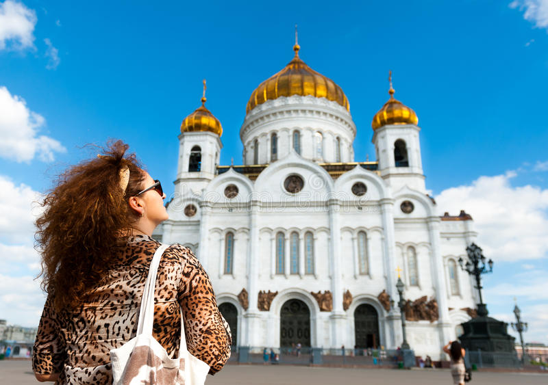 Download Cathedral Of Christ The Savior In Moscow, Russia Stock Image - Image: 28847369