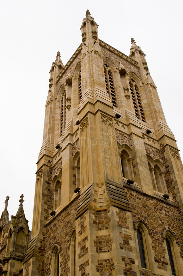 The Cathedral Church of St Francis Xavier royalty free stock photos