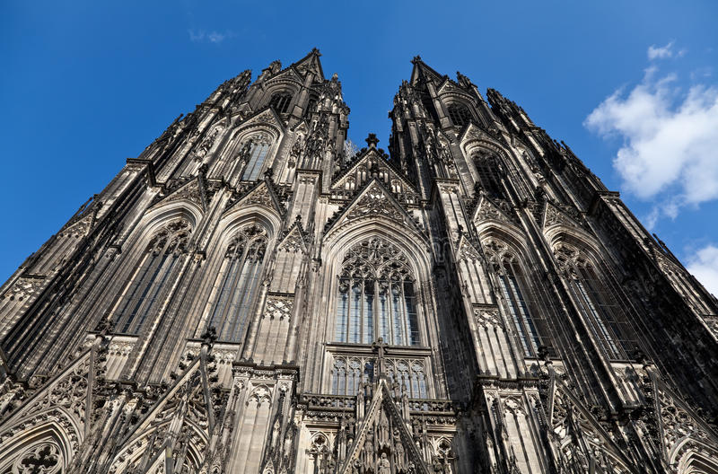 Download The Cathedral in Cologne stock image. Image of heritage - 13989449