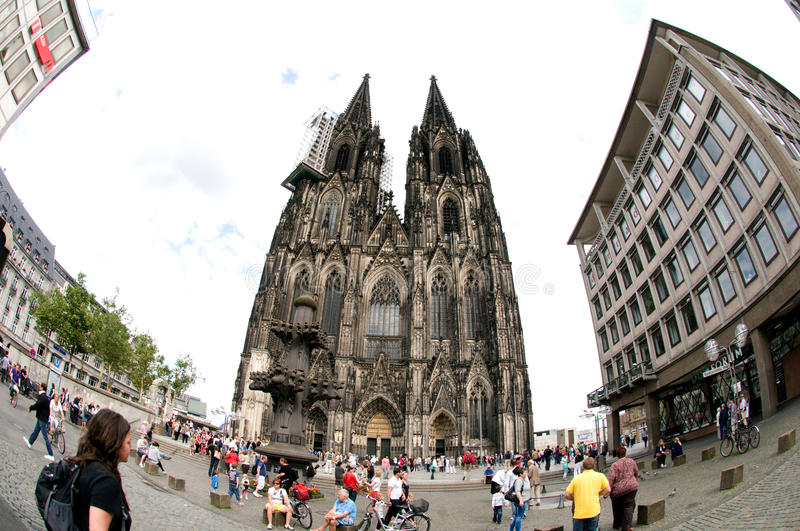 Download Cathedral Of Cologne - Germany Editorial Photography - Image: 27951447