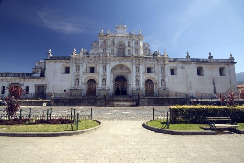 Cathedral De San Jose Stock Photo