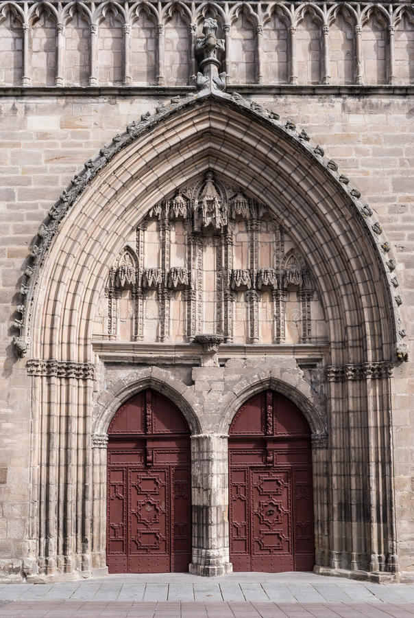Download Cathedral Doors stock photo. Image of entrance metal - 36339786 & Cathedral Doors stock photo. Image of entrance metal - 36339786