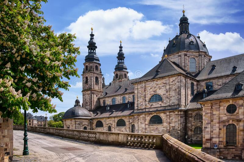 Fulda Abbey Photos Free Royalty Free Stock Photos From Dreamstime
