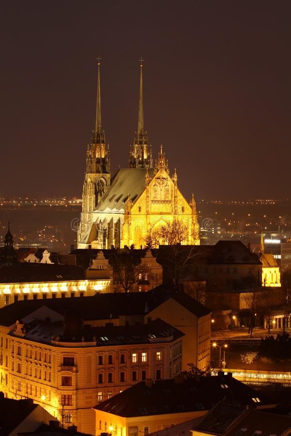 Download Cathedral In Czech Republic Stock Photo - Image: 30136834