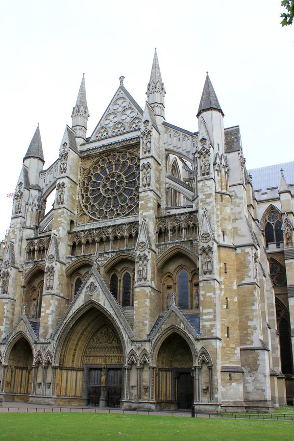 Cathedral i London, Förenade kungariket arkivfoto