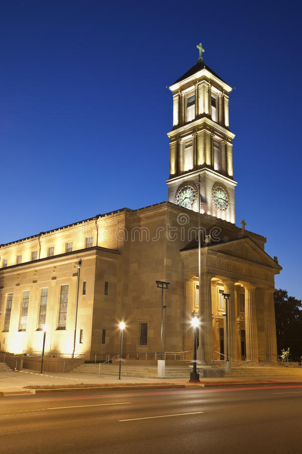 Download Cathedral Of The Immaculate Conception Stock Photo - Image: 21257550