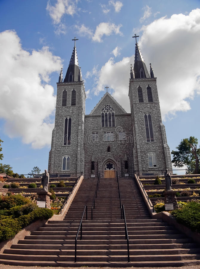 Free Cathedral In Midland Ontario Stock Photography - 11089862