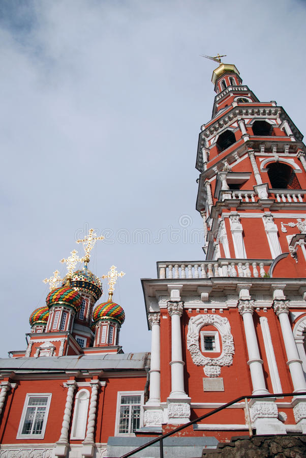 Free Cathedral In Russia. Stock Photos - 11727673