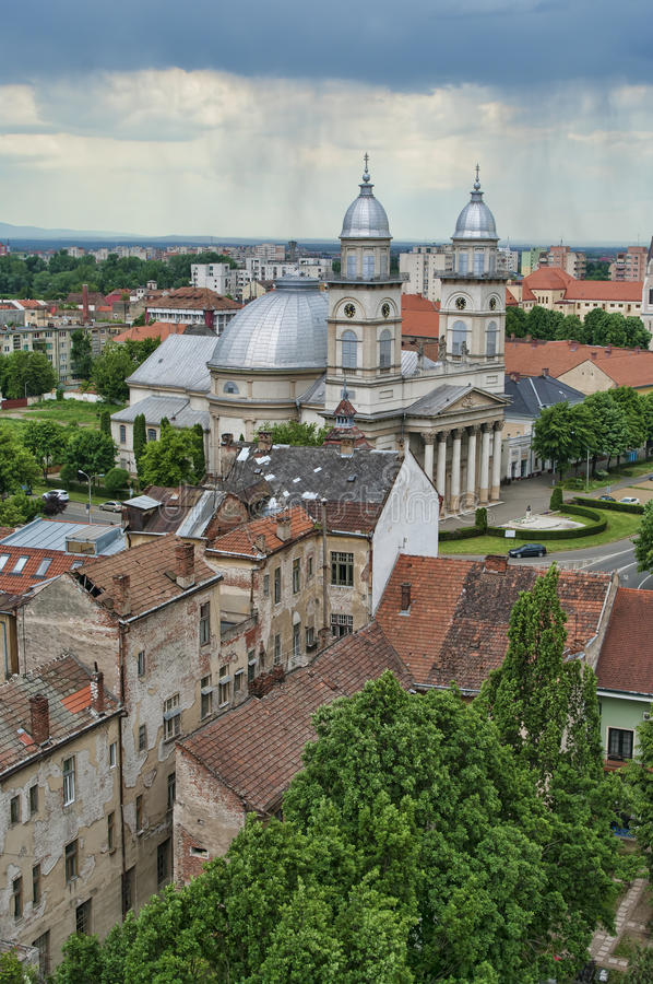 Free Cathedral In Satu Mare Stock Photos - 40981933