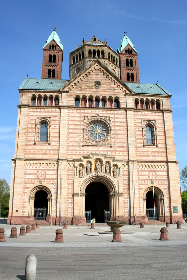 Free Cathedral In Speyer Stock Photography - 1244252