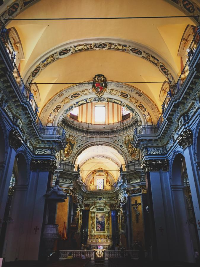 Cathedral Inside Photograph Free Public Domain Cc0 Image