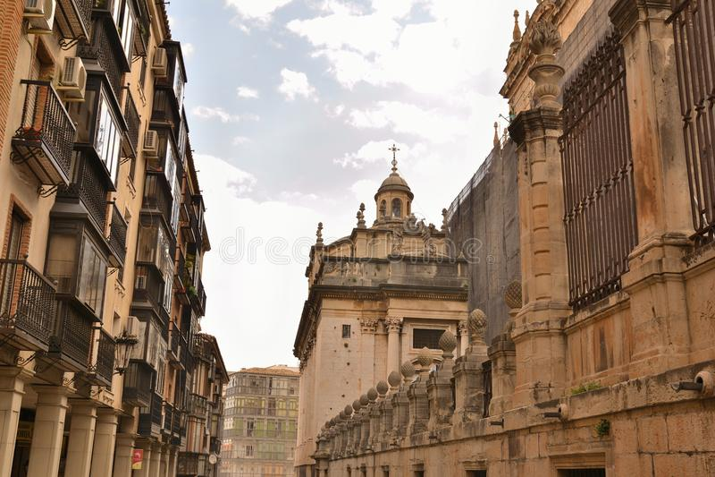 Download Cathedral Of Jaen Royalty Free Stock Image - Image: 24220476
