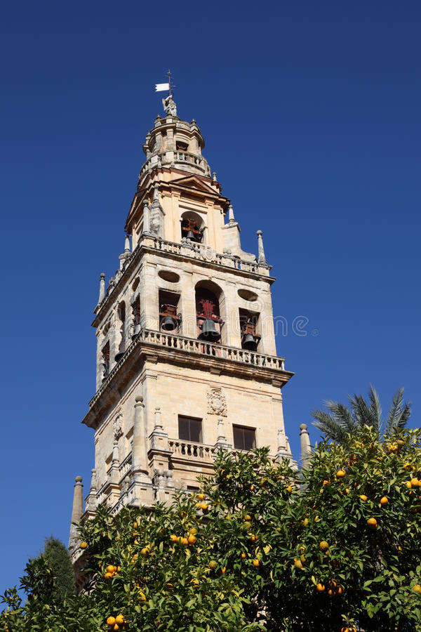 Download Cathedral-Mosque In Cordoba Stock Photo - Image: 28360916