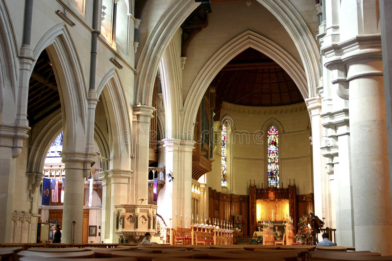 Cathedral in New Zealand
