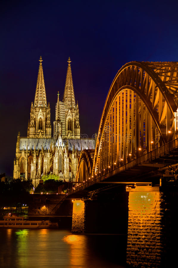 Free Cathedral Of Cologne Stock Images - 10548884