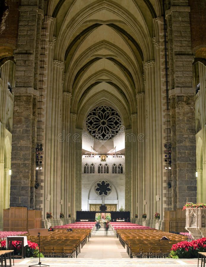 Free Cathedral Of St. John The Divine Royalty Free Stock Photo - 17284915