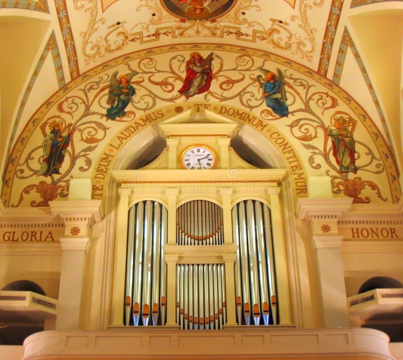 Free Cathedral Organ Stock Photos - 5490333