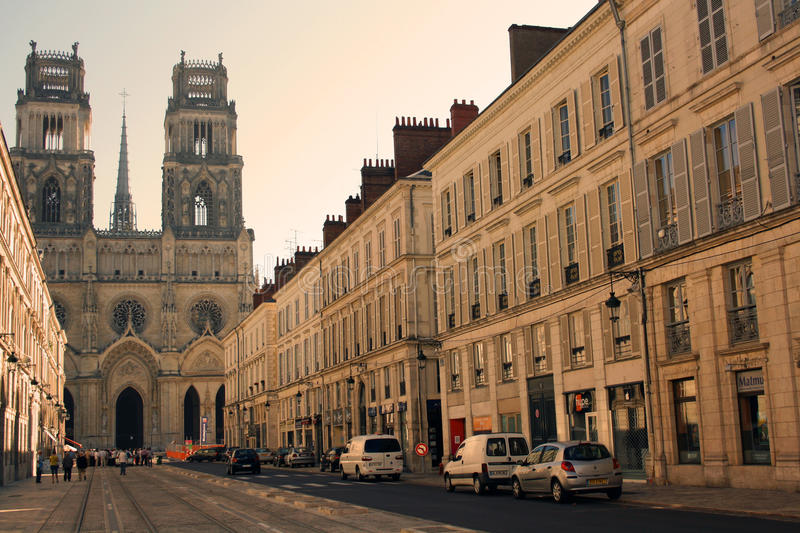 Download Cathedral In Orleans (France) Editorial Photography - Image: 21424122