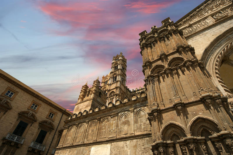 Download The Cathedral Of PalermoSicily, Southern Italy. Stock Photo - Image: 24378394