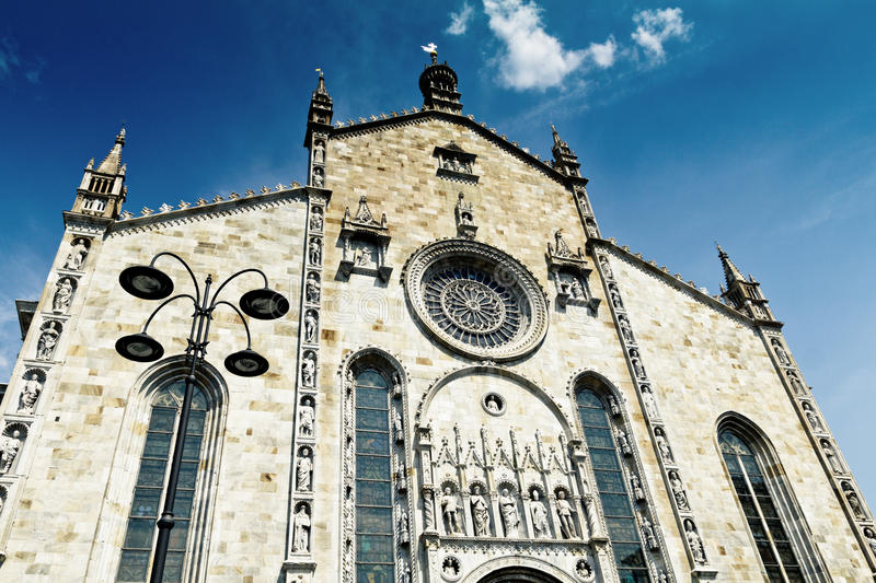 Download Cathedral perspective stock photo. Image of duomo, europe - 41940110