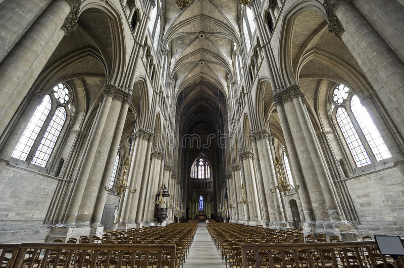 Cathedral of Reims - Interior