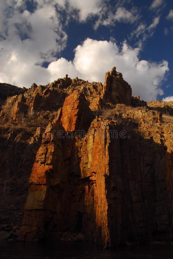 Download Cathedral of Rock stock image. Image of spiritual, gothic - 2551639
