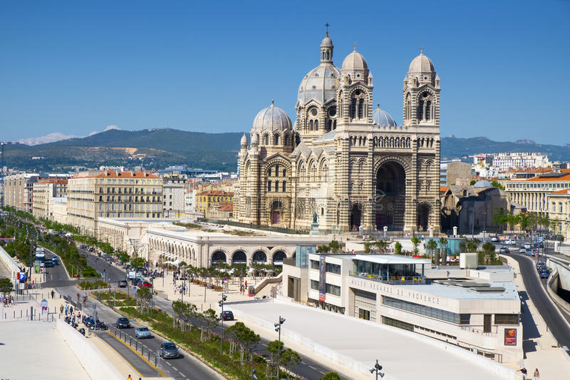 Voyage in the city : Marseille comme premier podcast