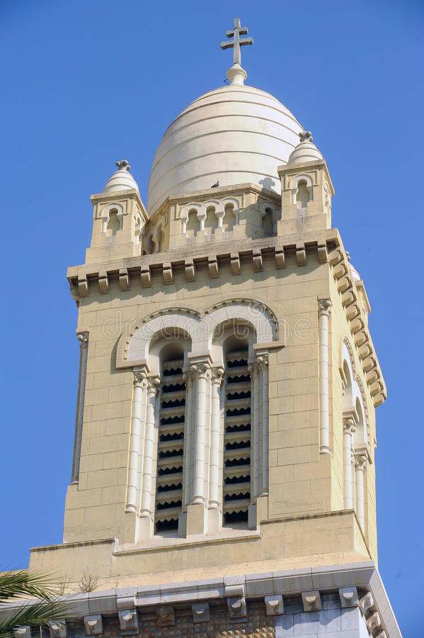 Cathedral of Saint Vincent de Paul stock photos