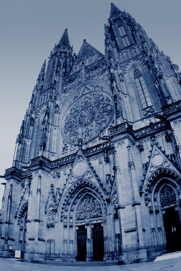 Download Cathedral Of Saint Vitus Royalty Free Stock Photos - Image: 1747818