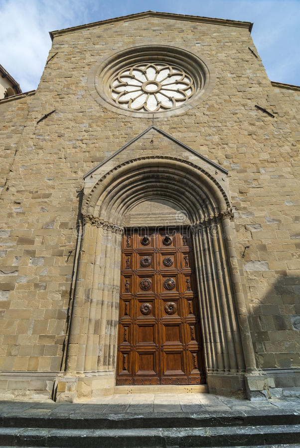 Download Cathedral of Sansepolcro stock photo. Image of outdoor - 28648968
