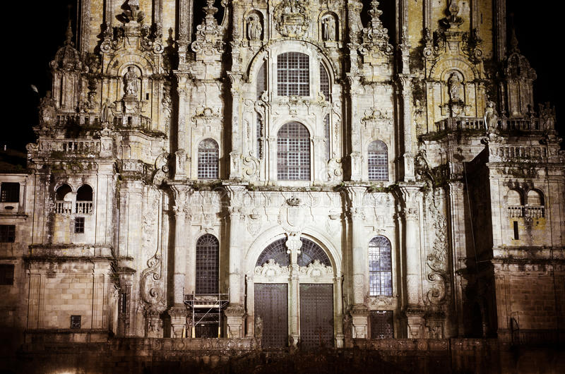 Download Cathedral stock photo. Image of compostela, santiago - 31861236