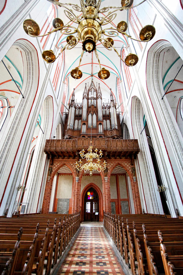 Download Cathedral in Schwerin stock image. Image of christian - 25479045